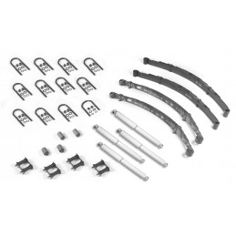 Leaf Spring Kit, 76-81 Jeep...