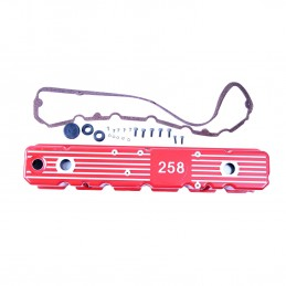 Aluminum Valve Cover Red...