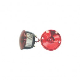 Left Round Tail Lamp, 45-75...