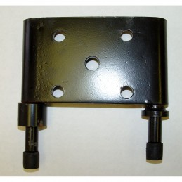LH Spring Plate, 76-86 Jeep...