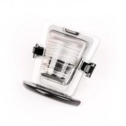 License Plate Bracket Lens-...