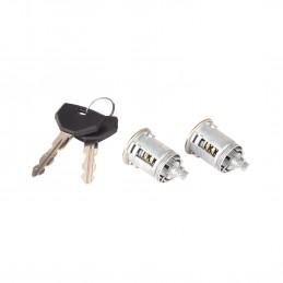 Lock Cylinder Kit with Key-...