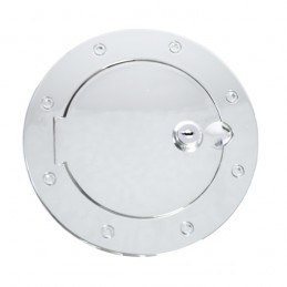 Locking Gas Cap Door...
