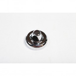 Antenna Base Cover, Chrome,...