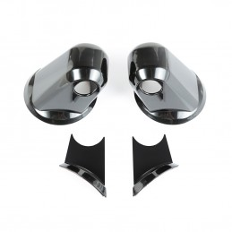 Mirror Arm Covers, Black,...