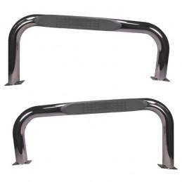Nerf Bars, Stainless Steel,...