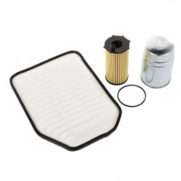 Oil, Air & Fuel Filter Kit,...