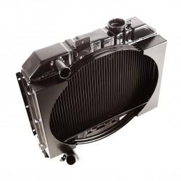 Radiator w/ Fan Shroud, 2...
