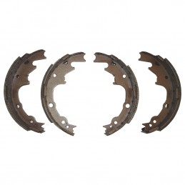 Rear Brake Shoes 01 Jeep...