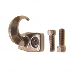 Rear Tow Hook, 97-06 Jeep...