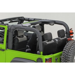 Roll Bar Cover, Blk...