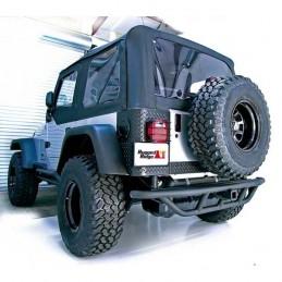 RRC Rear Bumper, Black,...