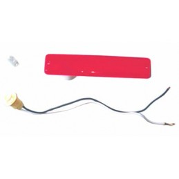 Side Marker Assembly, Red,...