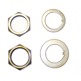 Spindle Nut/Washer Kit,...