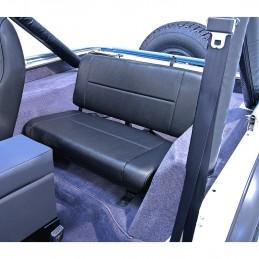 Standard Rear Seat, Blk...