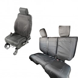 Ballistic Seat Cover Set-...