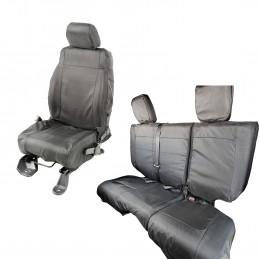 Ballistic Seat Cover Set-...