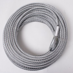 Steel Winch Cable,...