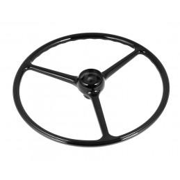 Steering Wheel, Black,...
