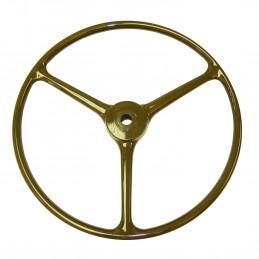 Steering Wheel, Green,...