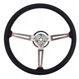 Steering Wheel, Leather,...