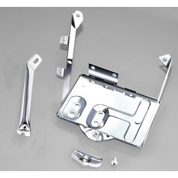 Battery Tray Kit, Stainless...
