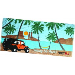 Beach Towel, Rugged Ridge