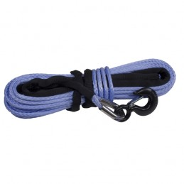 Synthetic Winch Line, Blue,...
