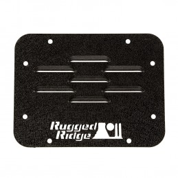 Tire Carrier Delete Plate-...