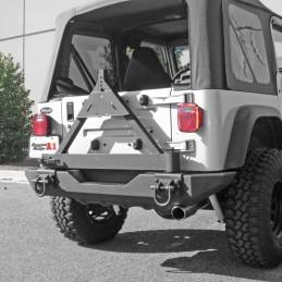 Tire Carrier, XHD Rear...
